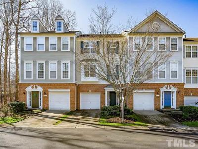 Raleigh NC Townhouse For Sale: $239,900