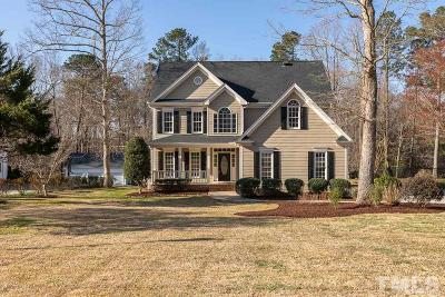 Wake Forest Single Family Home For Sale: 120 Scotts Pine Circle