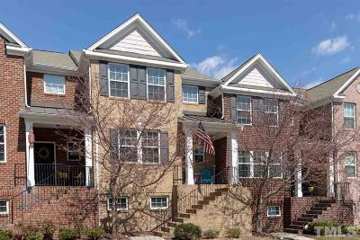 Old Mill Village Townhouse For Sale: 233 Grindstone Drive