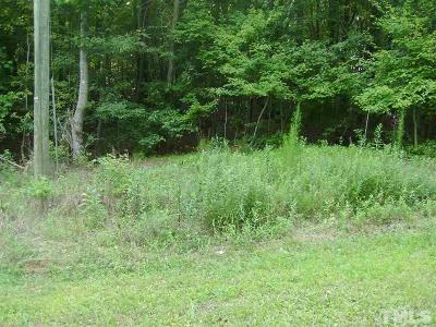 Franklin County Residential Lots & Land For Sale: 119 Buffalo Drive