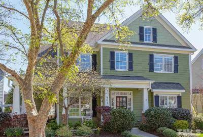 Chapel Hill Single Family Home Pending: 401 Highgrove Drive