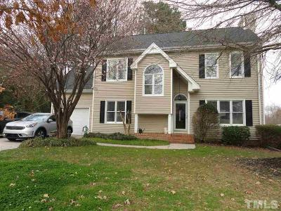 Raleigh NC Single Family Home For Sale: $275,000