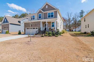 Apex Single Family Home For Sale: 8112 Wheeler Woods Drive