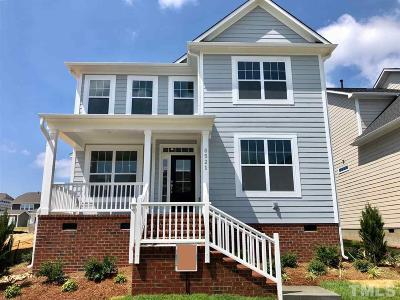 Raleigh NC Single Family Home For Sale: $377,570