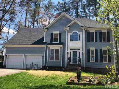 Carrboro Single Family Home For Sale: 107 Juniper Court