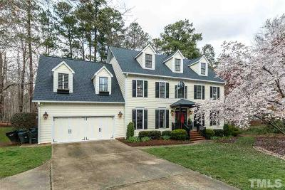 Chapel Hill Single Family Home Pending: 3824 Sweeten Creek