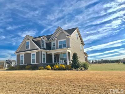 Johnston County Single Family Home For Sale: 109 Del Corso Court
