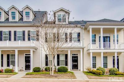 Chatham County Townhouse For Sale: 1022 Christoper Drive