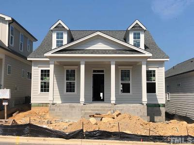 Chapel Hill Single Family Home Pending: 45 Pineland Street #Lt1896