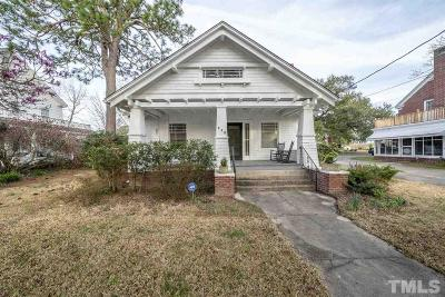Johnston County Single Family Home For Sale: 305 N Third Street
