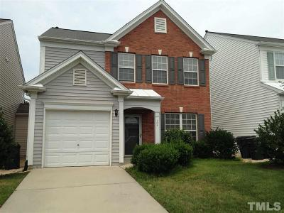 Morrisville Townhouse Pending: 104 Chinabrook Court