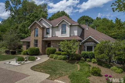 Durham County Single Family Home For Sale: 4 Crepe Myrtle Place