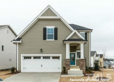 Chapel Hill Single Family Home Pending: 55 Crowfoot Court