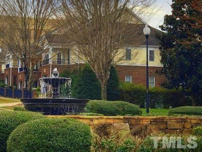 Holly Springs Condo Pending: 116 Fountain Ridge Place #116