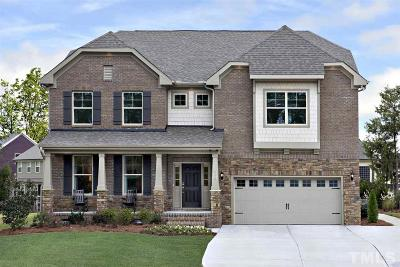 Holly Springs Single Family Home Pending: Cahors Trail