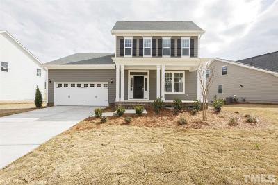 Holly Springs Single Family Home For Sale: 301 Cahors Trail
