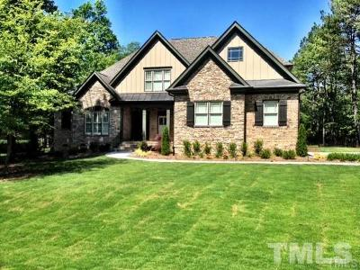 Durham Single Family Home Contingent: 41 Fairstone Court