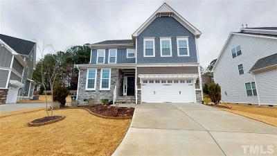Apex Single Family Home For Sale: 1409 Baxter Ridge Court