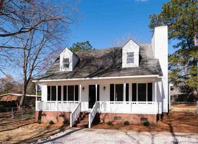 Knightdale Single Family Home Contingent: 402 Sandy Run
