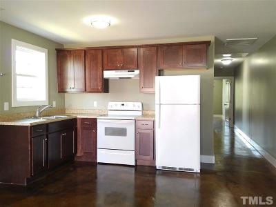 Bunn, Franklinton, Henderson, Louisburg, Spring Hope, Wake Forest, Youngsville, Zebulon, Clayton, Middlesex, Wendell, Bailey, Nashville, Knightdale, Rolesville Rental For Rent: 612 E Pine Avenue