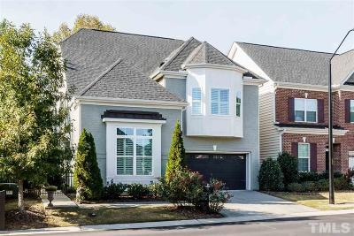 Wake County Single Family Home For Sale: 3905 Glenlake Garden Drive