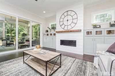 Wake County Single Family Home For Sale: 619 Mial Street