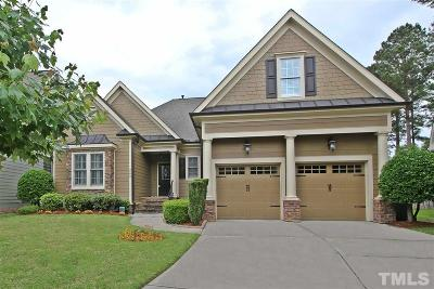 Cary Single Family Home For Sale: 4008 Enfield Ridge Drive