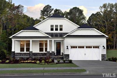Raleigh Single Family Home Pending: 2412 Spindle Court