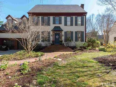 Chapel Hill Single Family Home Contingent: 1334 Daventry Court