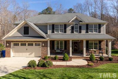 Raleigh Single Family Home For Sale: 2924 Sunnystone Way