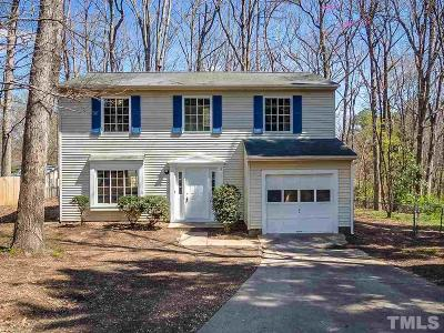 Raleigh Single Family Home For Sale: 3201 Joanne Drive
