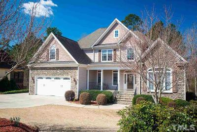 Garner Single Family Home Contingent: 248 Tallowwood Drive