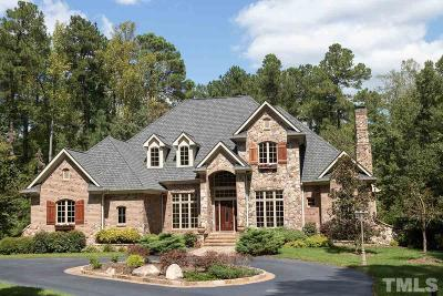 Chapel Hill Single Family Home For Sale: 490 Sun Forest Way