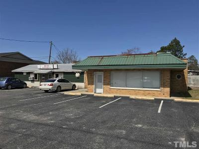 Harnett County Commercial For Sale: 1301-03 N Ellis Avenue