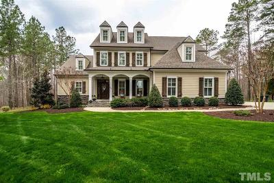 Chapel Hill Single Family Home Contingent: 504 Brookford Court