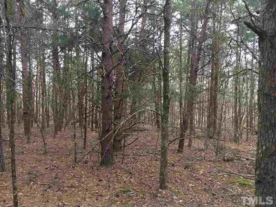 Mebane Residential Lots & Land Pending: Maximillian Trail