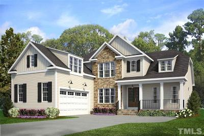 Pittsboro Single Family Home For Sale: 940 Berry Patch Lane Northwest