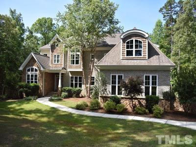 Chapel Hill Single Family Home For Sale: 65 Gentle Winds Drive