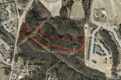 Wake County Residential Lots & Land For Sale: 829 Piney Grove Wilbon Road