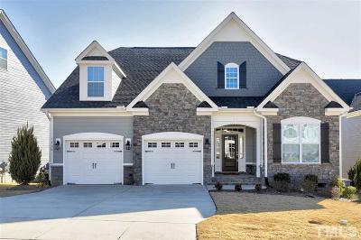 Apex Single Family Home For Sale: 1519 Braden Overlook Court