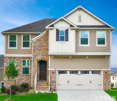 Apex Single Family Home For Sale: 1522 Paros Hill Lane