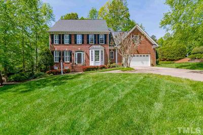 Cary Single Family Home For Sale: 100 Wittenham Drive