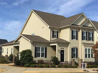 Holly Springs Single Family Home Contingent: 1701 Green Oaks Parkway