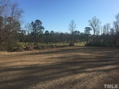 Johnston County Residential Lots & Land For Sale: 1238 Packing Plant Road