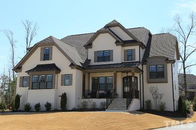 Wake Forest Single Family Home For Sale: 505 Lansbury Street