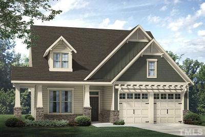 Knightdale Single Family Home Pending: 618 Heartland Flyer Drive #Lot 54