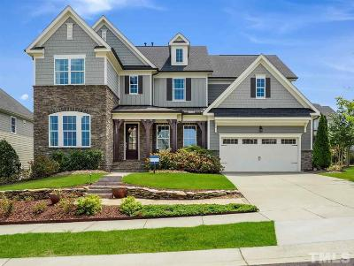 Wake Forest Single Family Home For Sale: 3420 Mountain Hill Road #95