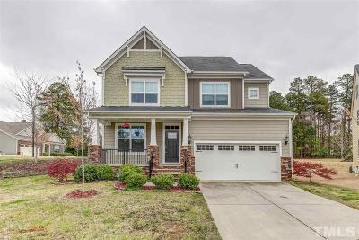Durham Single Family Home For Sale: 3 Promenade Court