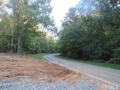 Wake Forest Residential Lots & Land For Sale: Old Weaver Trail