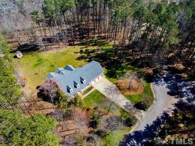 Cary, Durham Single Family Home For Sale: 103 Autumn Circle